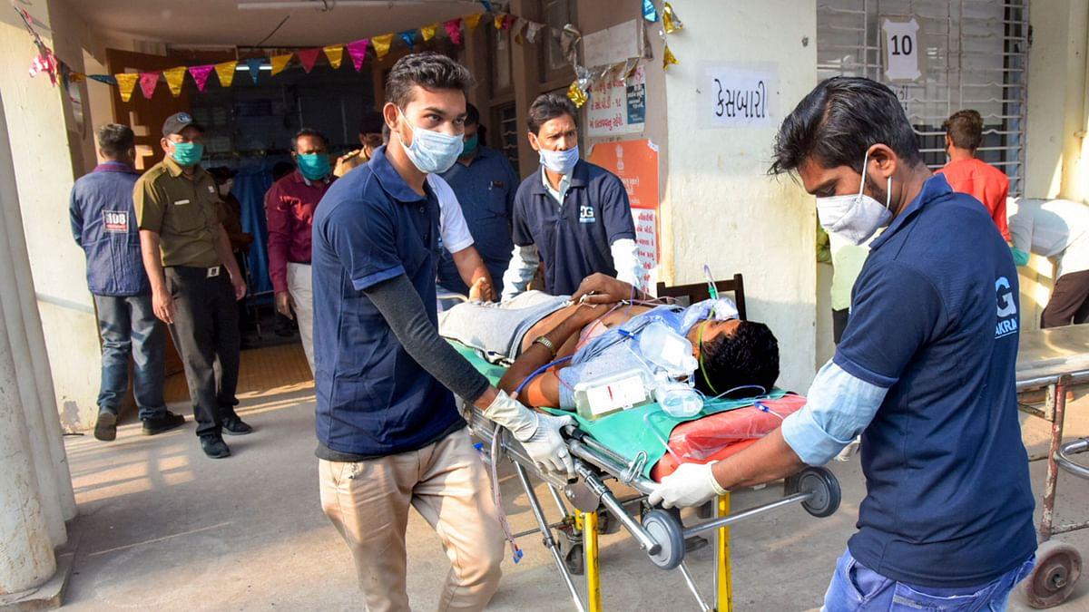 Vadodara Truck Collision: 11 Die, 17 Injured; PM Condoles Incident