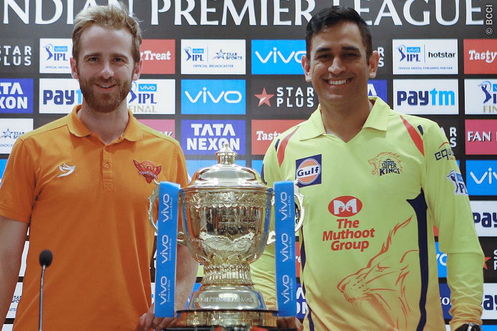 Sunrisers Hyderabad lost to Chennai Super Kings in the IPL 2018 final.