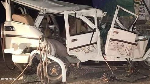 14, Including 6 Children, Die in Road Accident in UP's Pratapgarh