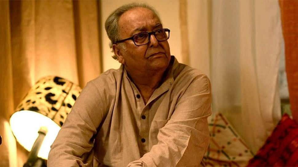 Actor Soumitra Chatterjee is critical.