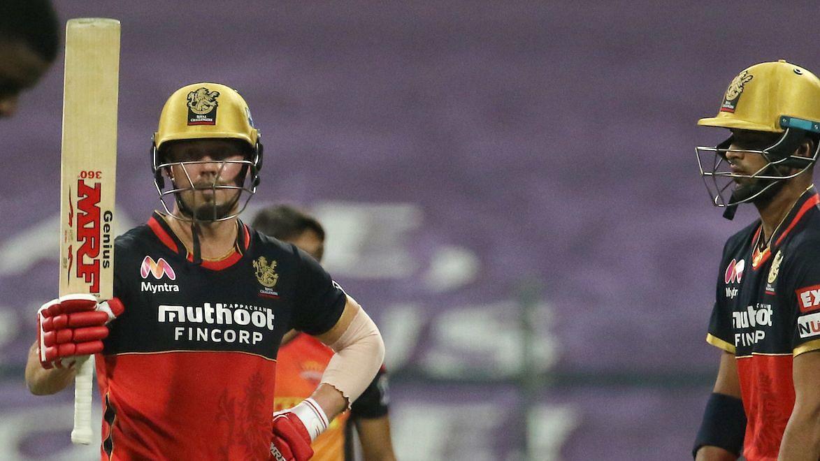 AB de Villiers Scores Fifth Half-Century, Joint Most in IPL 2020