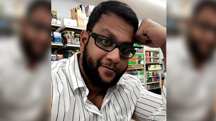 37-year-old Mohammed Arif Mohiuddin