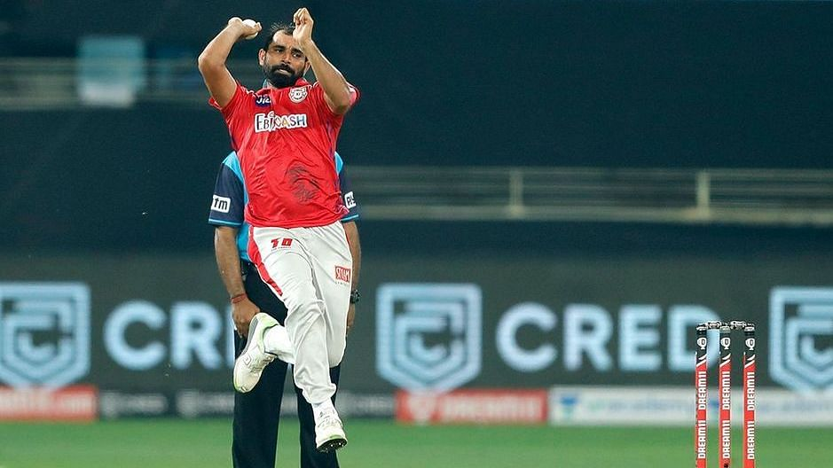 Mohammed Shami began his IPL campaign in style against Delhi Capitals