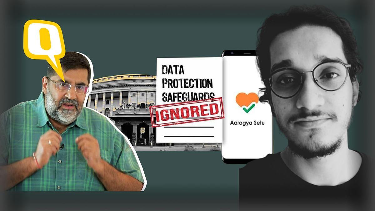 Data of 160 Mn Aarogya Setu Users Unsafe! Govt Ignored Safeguards