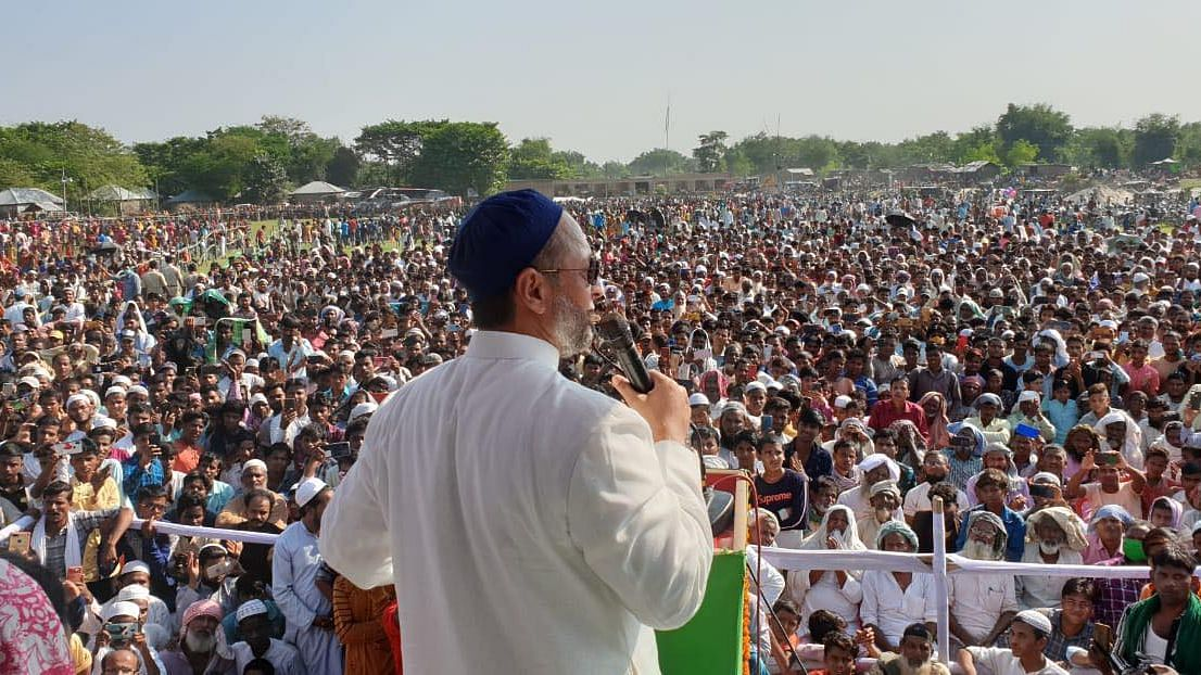 Asaduddin Owaisi's AIMIM has won 5 seats in the Bihar Assembly elections.