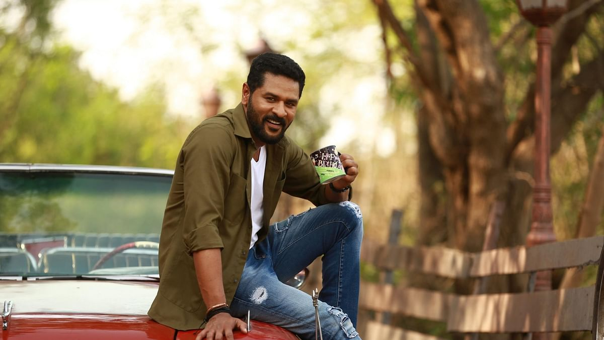 Prabhu Deva reportedly got married to Dr Himani during the lockdown, in May.