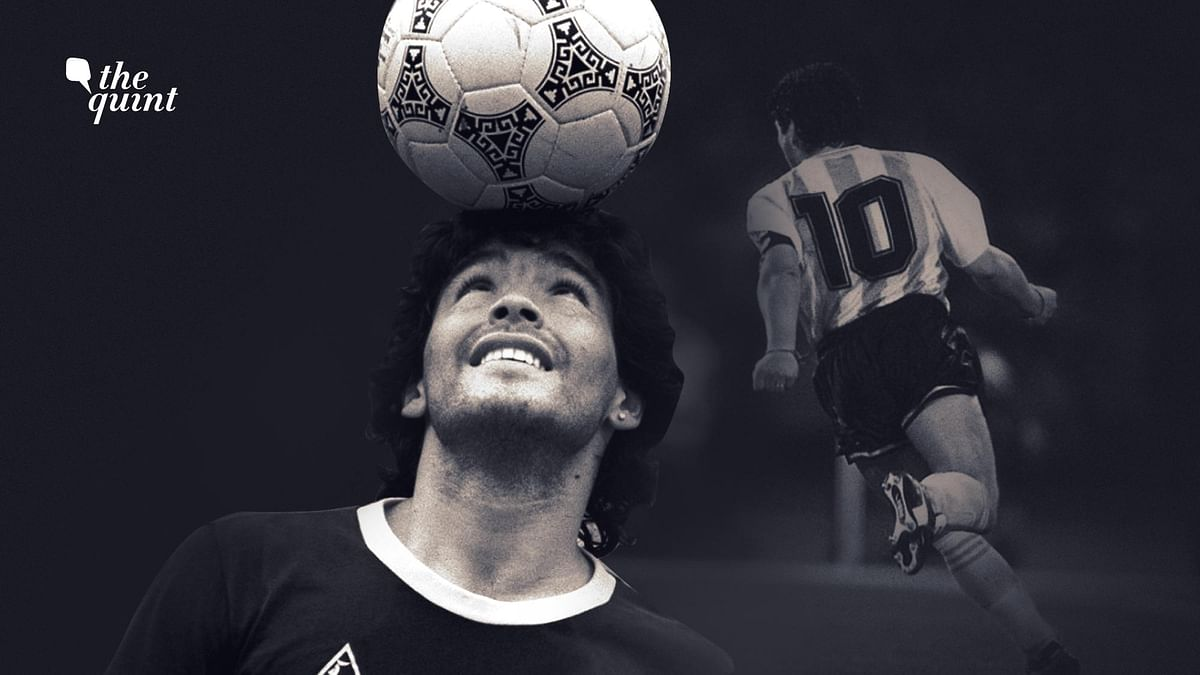 Remembering Maradona, a God to Many, a Fallen Angel to the Rest