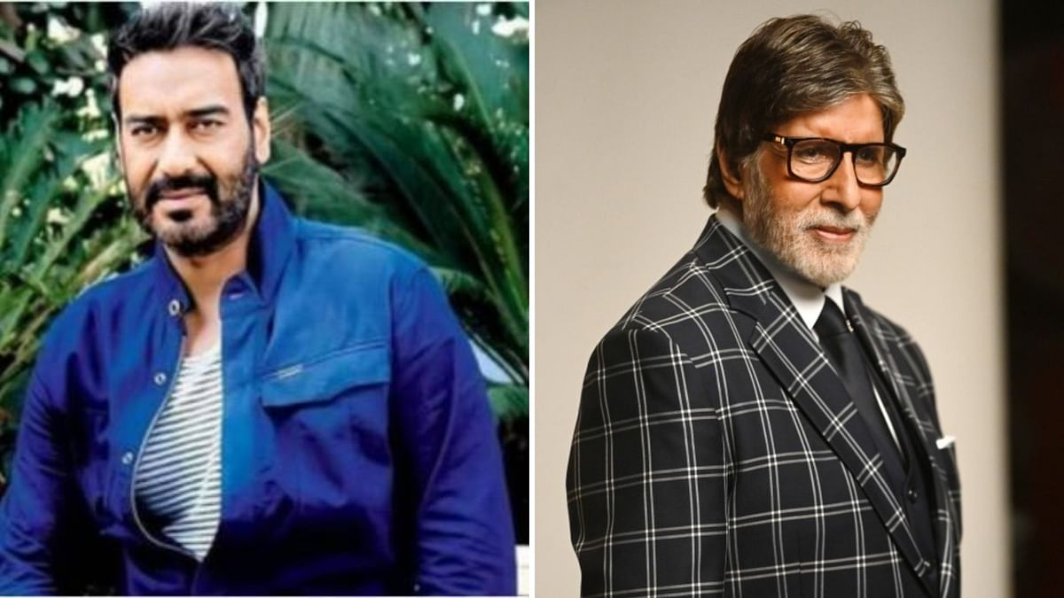 Ajay Devgn to Direct Amitabh Bachchan in Upcoming Film 'Mayday'