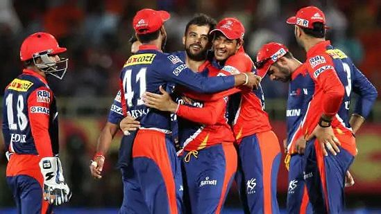 Delhi Daredevils had a much better season but still finished in the bottom half of the points table in IPL 2015