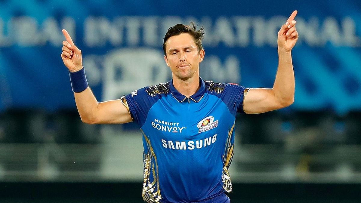 Trent Boult took 16 wickets in the powerplay for Mumbai Indians in IPL 2020
