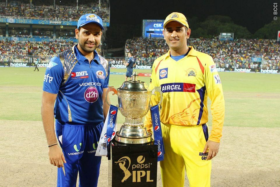 Chennai Super Kings lost to Mumbai in the Qualifier 1 as well as the final.