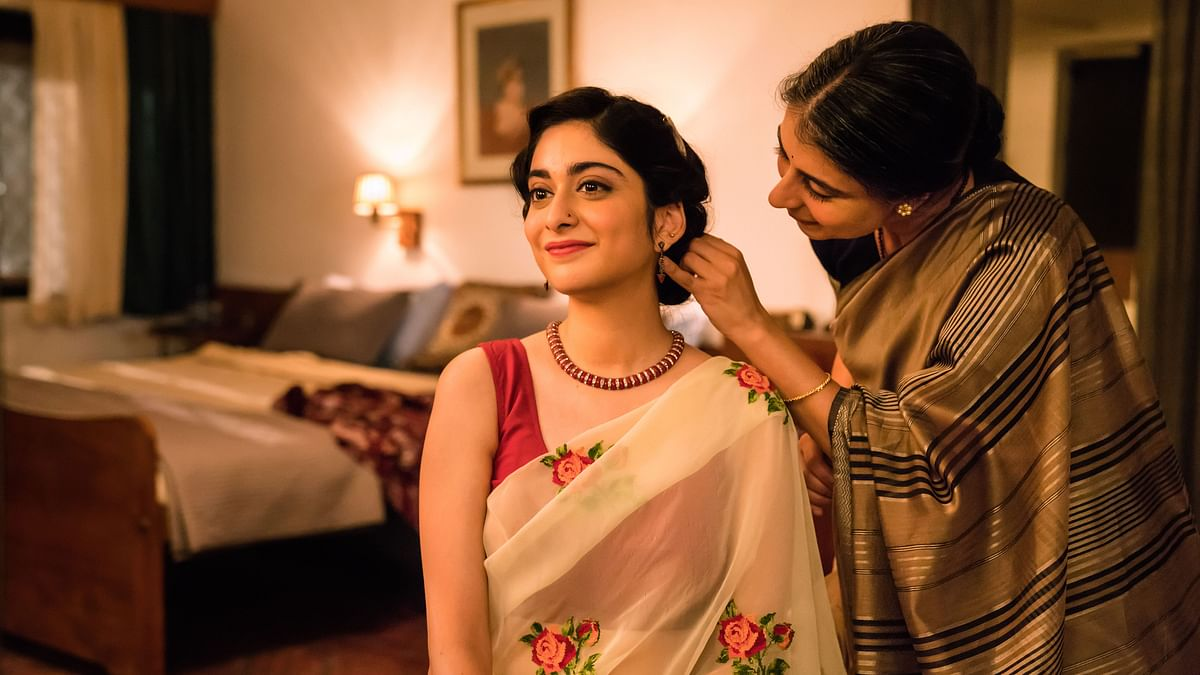 A still from A Suitable Boy.