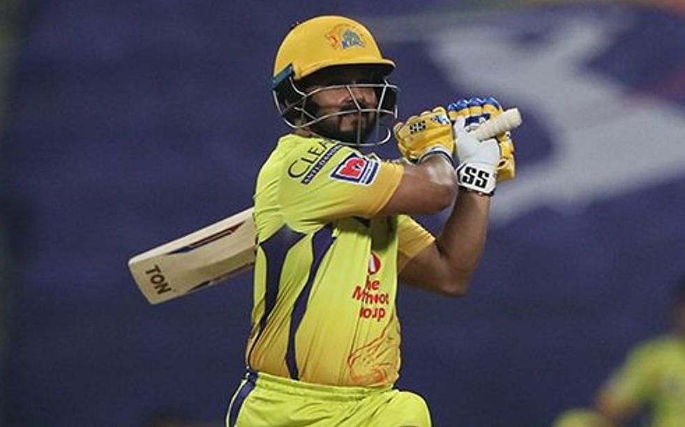 Kedar Jadhav had a pretty poor season with the bat for CSK as he scored just 62 runs in 8 games.