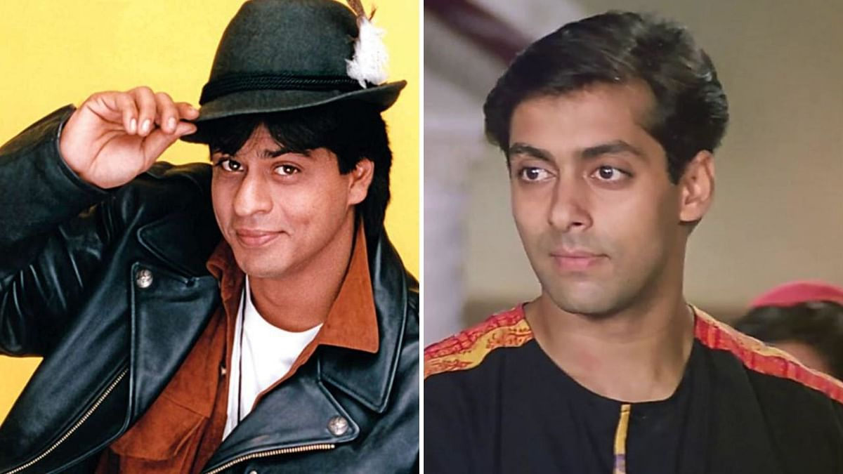 Shah Rukh Khan and Salman Khan may star in Laal Singh Chaddha.