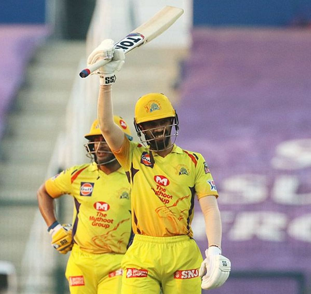 Ruturaj Gaikwad smashed three consecutive fifties in the last three games for CSK and has impressed one and all.