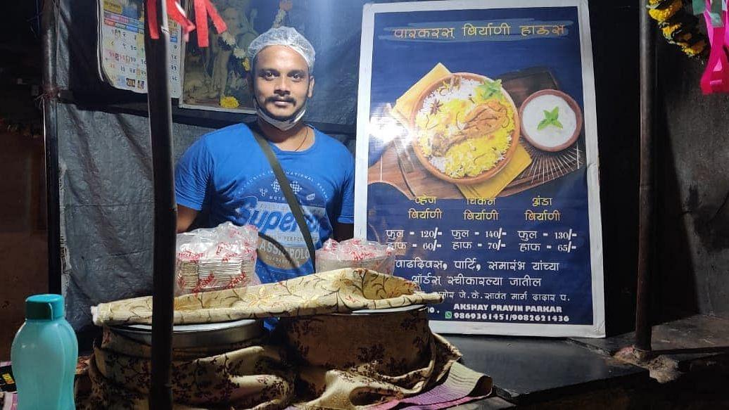 5-Star Chef Turns Into a Streetside Biryani Seller Amid COVID-19