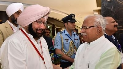 Won't Answer Haryana CM's Calls or Call Him: Capt Amarinder Singh