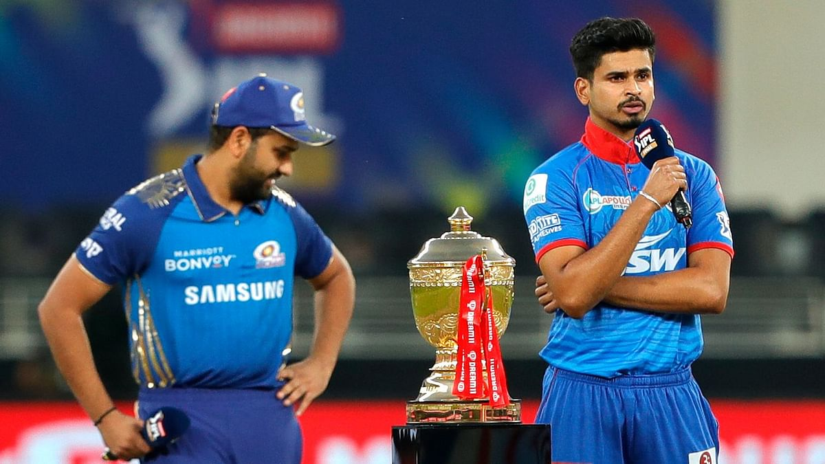 Shreyas Iyer has won the toss and Delhi Capitals have elected to bat first in the 2020 IPL final.