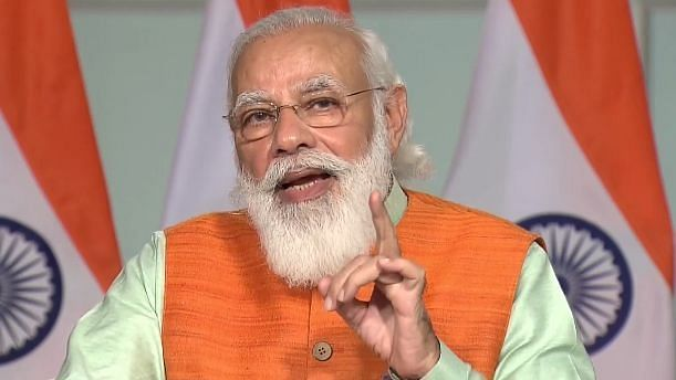 Mobile Technology Will Help in COVID Vaccination Drive: PM Modi