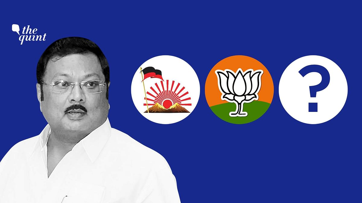 Rumours are rife that Alagiri will be meeting Amit Shah during his visit to Tamil Nadu ahead of the 2021 polls.