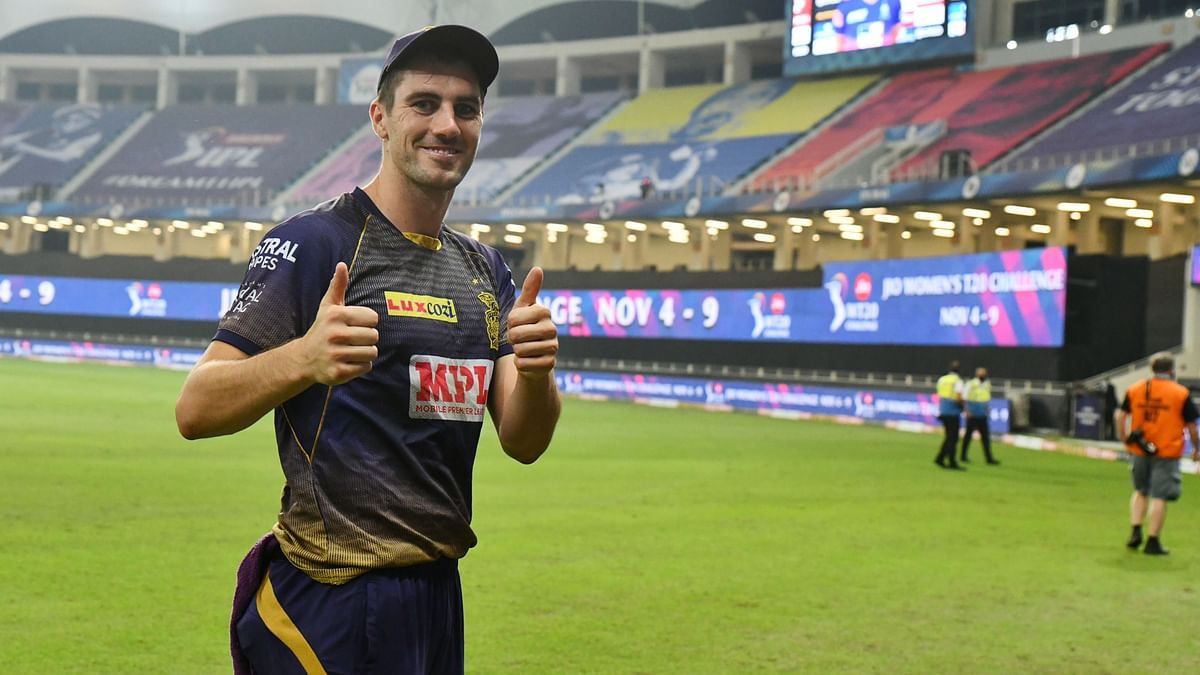 Cummins, Morgan Lead KKR to Victory Over RR, Twitter is all Praise