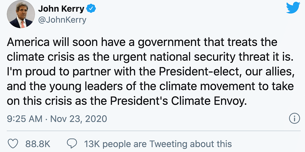 A Latino, A Woman, Climate Change Envoy: Biden's Historic Cabinet