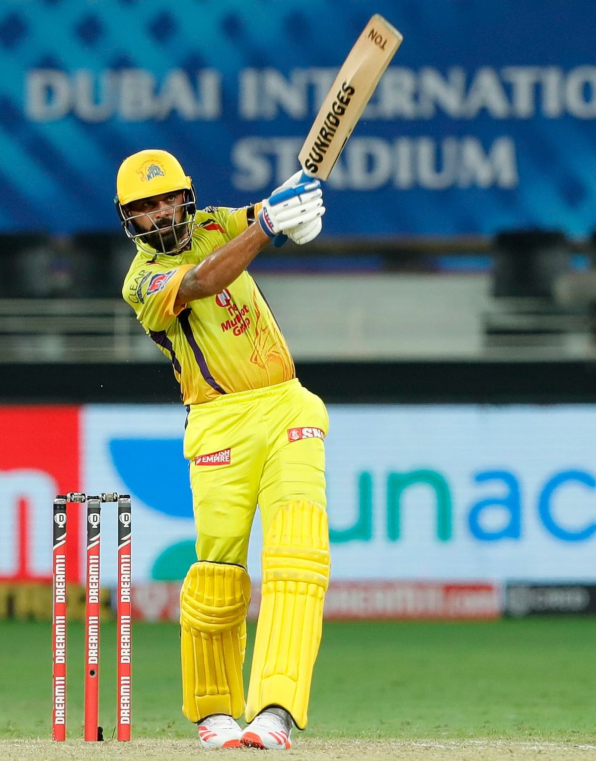 Murali Vijay got to play 3 games for CSK, scored just 32 runs at a strike rate of 74.