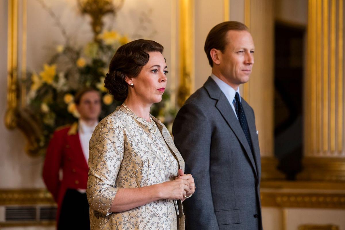 Olivia Colman as Queen Elizabeth II in Crown Season 4.