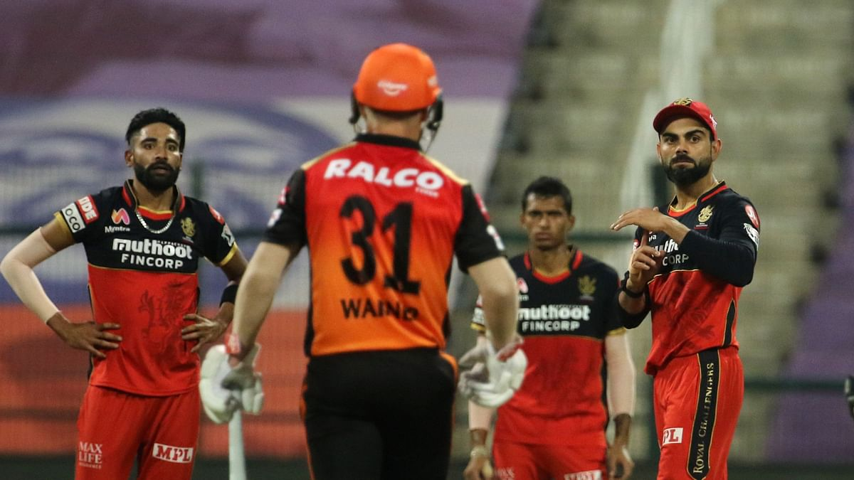 David Warner's dismissal on review during the match against Royal Challengers Bangalore (RCB) stoked controversy.