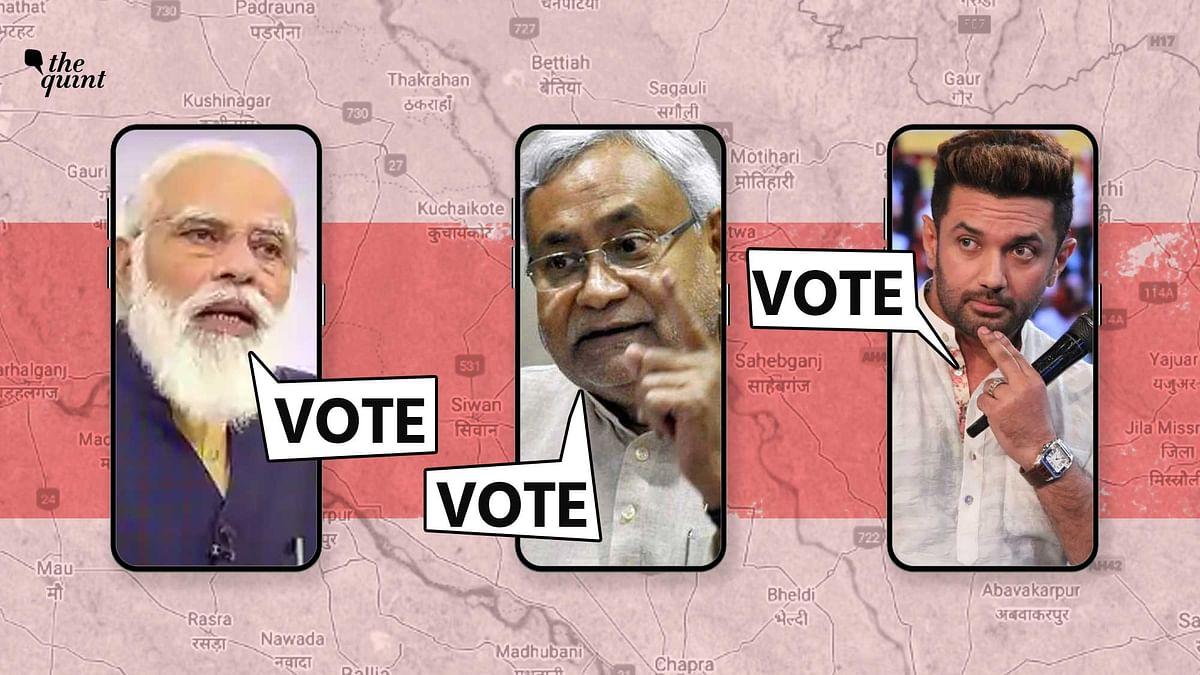 Proxy NDA pages with little transparency have spent over Rs 10 lakh on Facebook ads attacking RJD and its leaders.