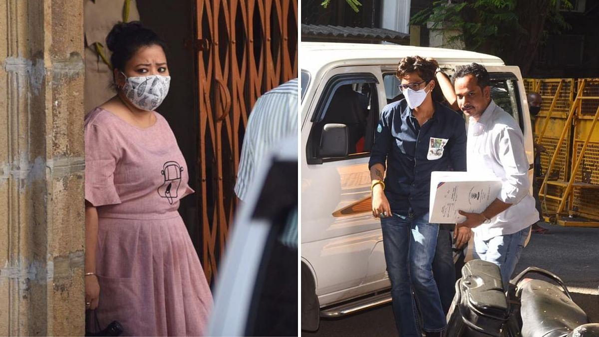 Drugs Case: Court Grants Bail to Bharti Singh & Husband Harsh