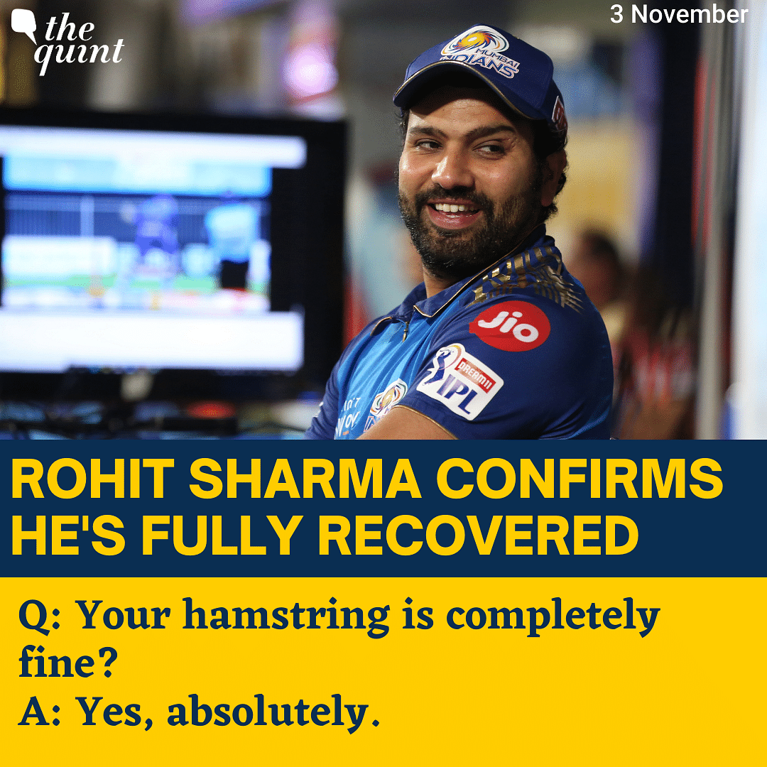 The Controversy Over Rohit's Injury & Other Unanswered Questions