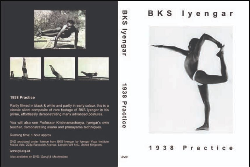 DVD Cover of 1938 Practice.