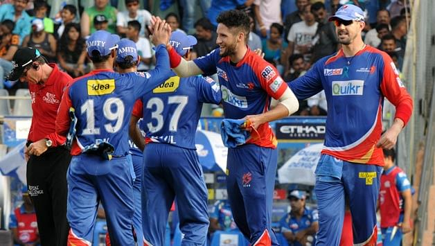Delhi Daredevils finished last with just 2 wins in 12 games