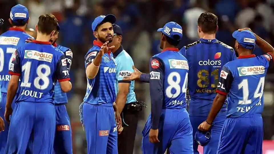 Delhi Capitals finished at 3rd position in the points table and lost in the playoffs