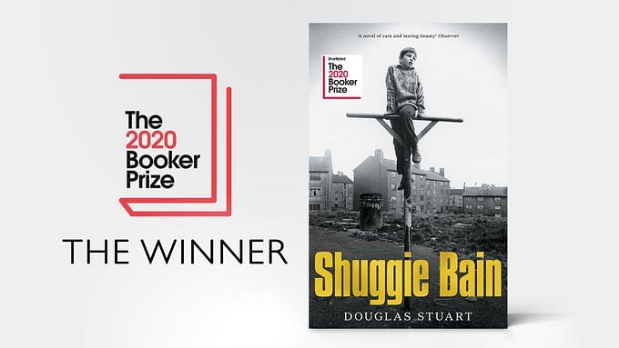Scottish author Douglas Stuart wins the 2020 Booker Prize on Thursday