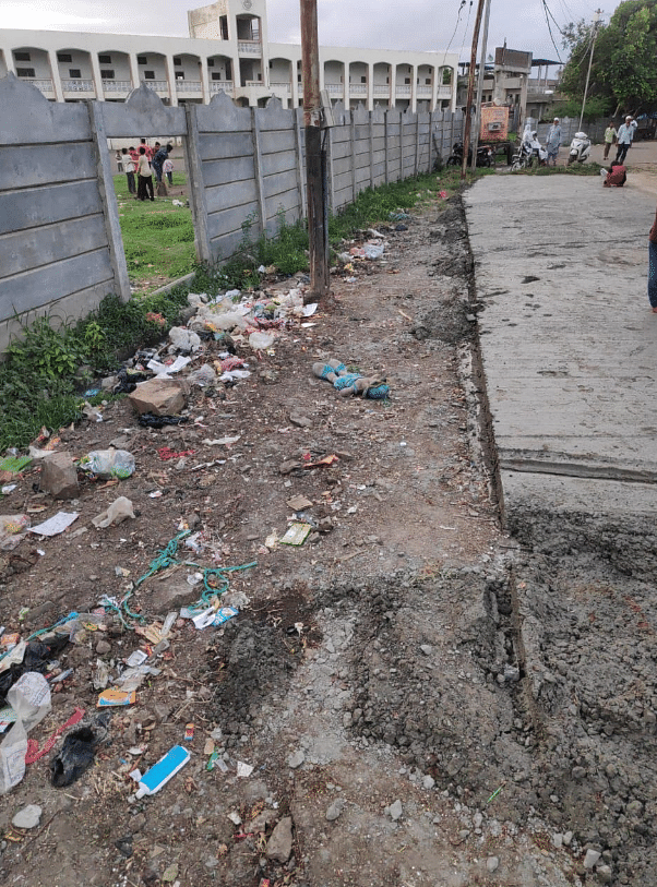 'New Road in Maha's Dhule After 15 Yrs, Cracks Visible Already'