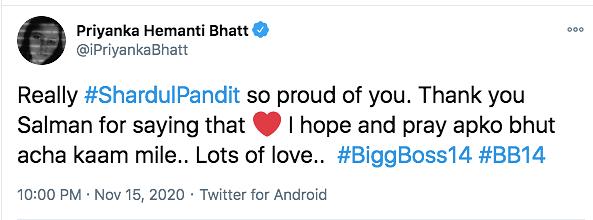 'BB14': Shardul Pandit Evicted; Salman Calls Him an 'Inspiration'