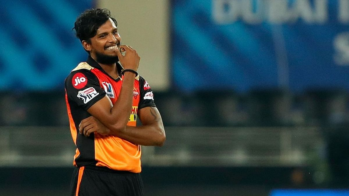 Natarajan picked up 16 wickets in the IPL and finished with an economy rate of 8.02