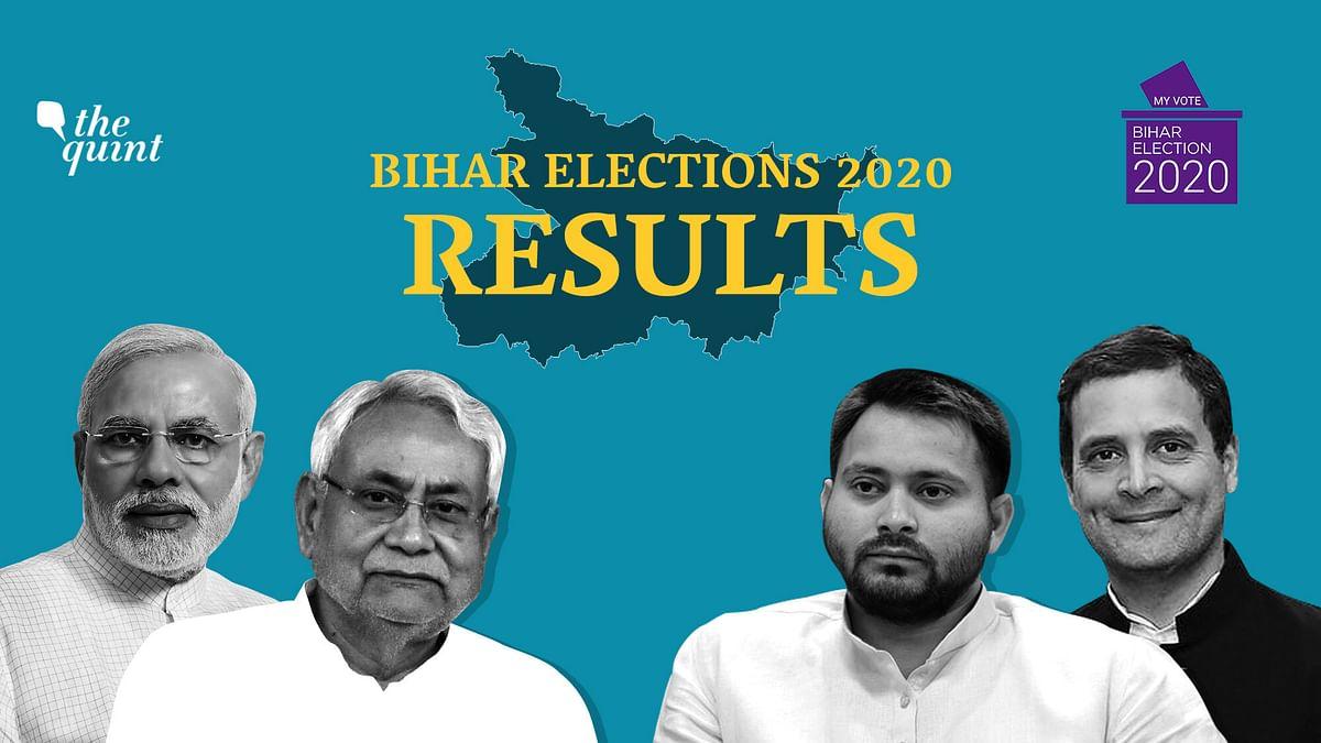 NDA Crosses Majority Mark to Win Bihar, Nitish to Return as CM