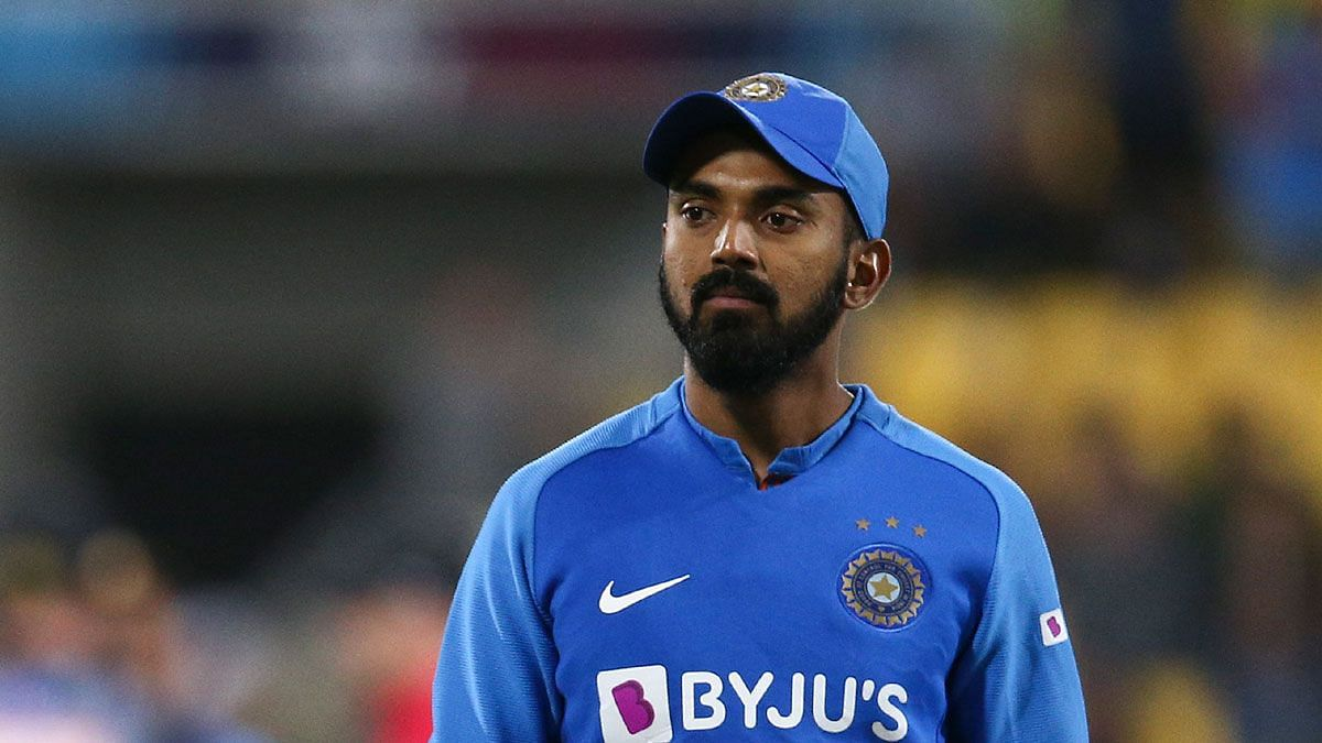 KL Rahul spoke to the media after the second ODI against Australia in Sydney.