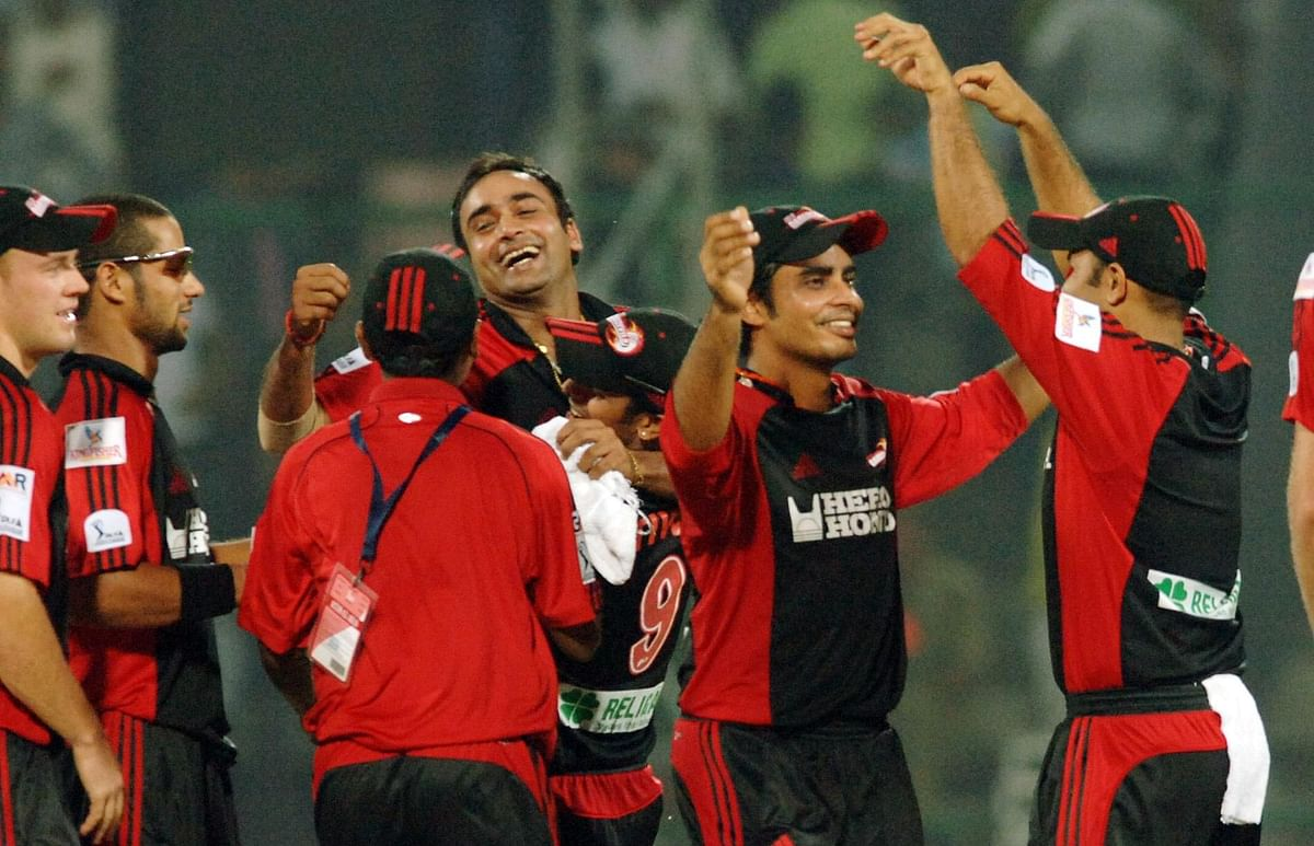 Delhi Daredevils finished 4th in the first season of the IPL and lost in the semi-finals