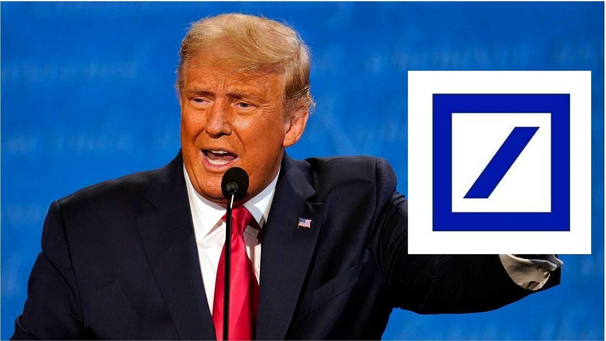 As US Votes, Deutsche Bank Mulling Ending Ties With Trump: Report