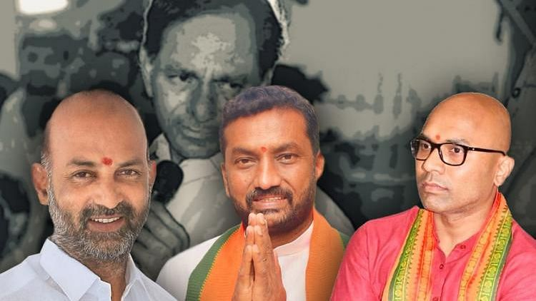 The BJP's win is a strong foothold for the party in Telangana.