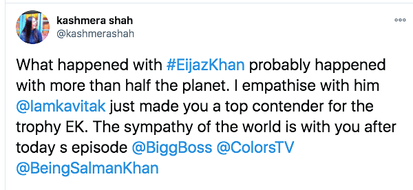 Ex-Bigg Boss Contestants Call Out Kavita For Remarks Against Eijaz