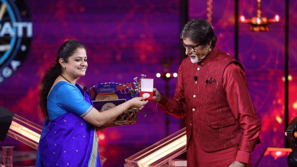 'KBC 12' Winner Mohita on How Amitabh Bachchan Kept His Promise