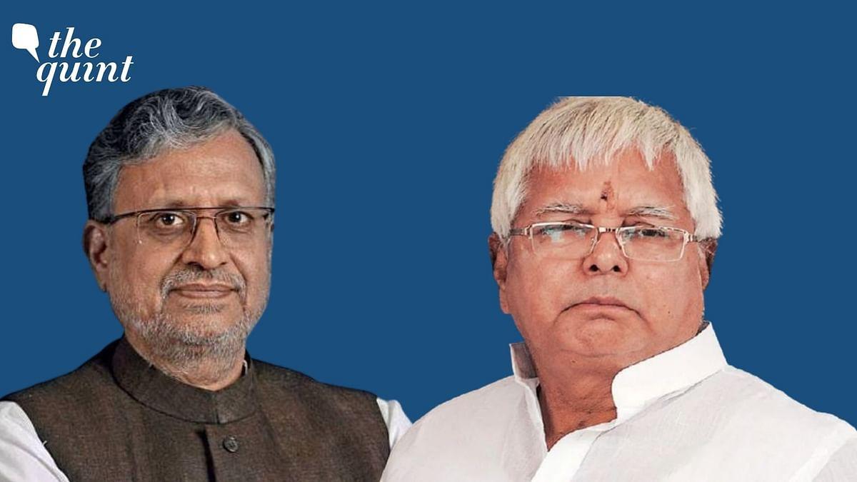 """Lalu Yadav is Trying to Buy NDA MLAs,"" Alleges Sushil Modi"