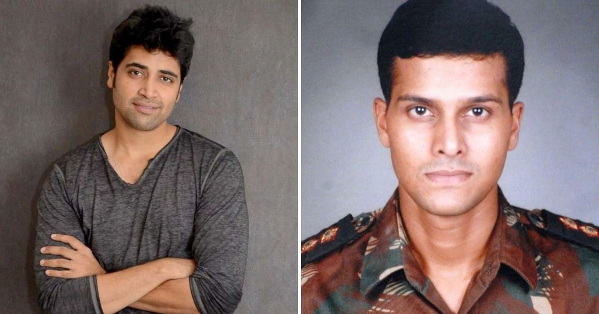 Adivi Sesh on How 26/11 Hero Major Sandeep's Story Affected Him
