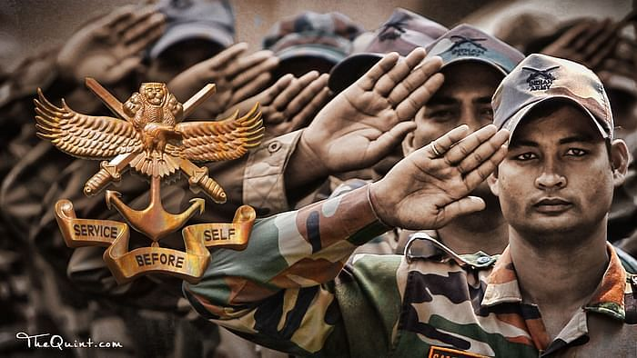 Why Indian Govt Must Remember To Not Politicise Army & The Uniform