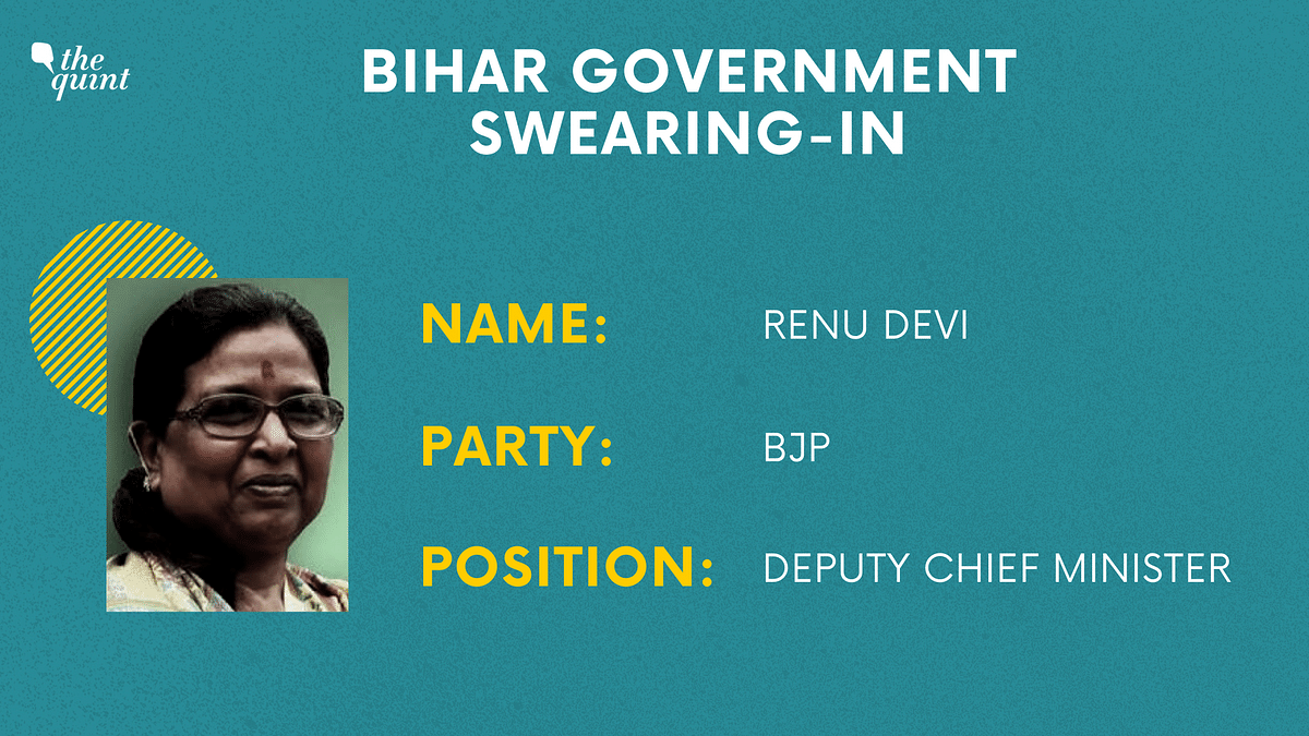 Bihar Government Formation: These Are the Newly Sworn In Ministers
